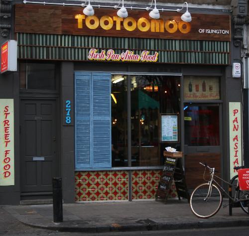 Tootoomoo islington